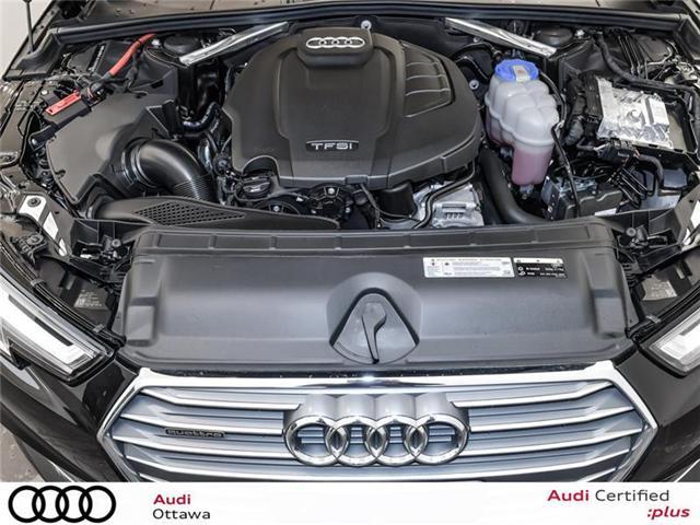 2018 Audi A4 2.0T Progressiv (Stk: PA534) in Ottawa - Image 8 of 22