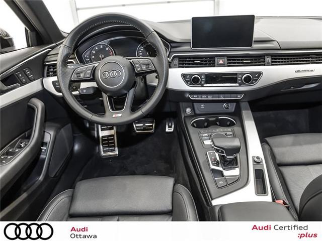 2018 Audi A4 2.0T Progressiv (Stk: PA534) in Ottawa - Image 15 of 22
