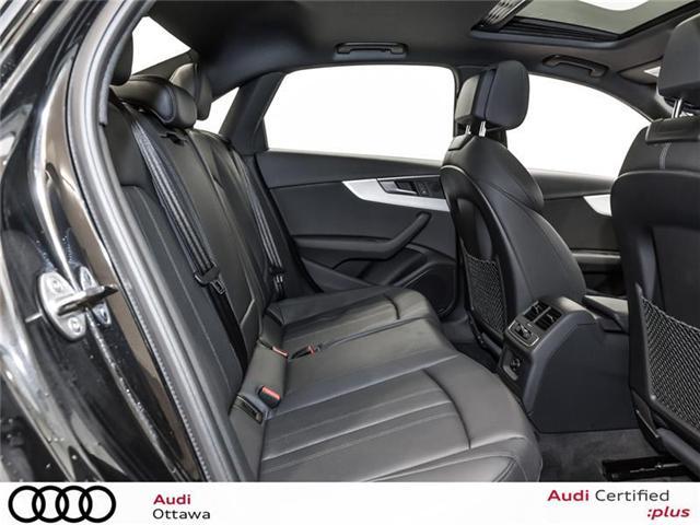 2018 Audi A4 2.0T Progressiv (Stk: PA534) in Ottawa - Image 17 of 22