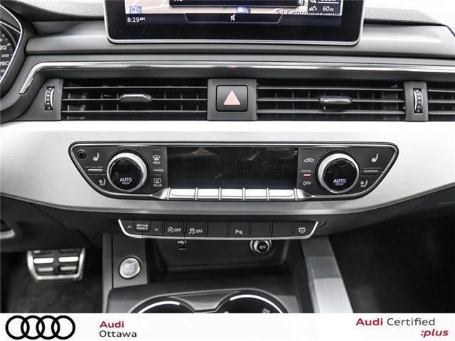 2018 Audi A4 2.0T Progressiv (Stk: PA534) in Ottawa - Image 19 of 22