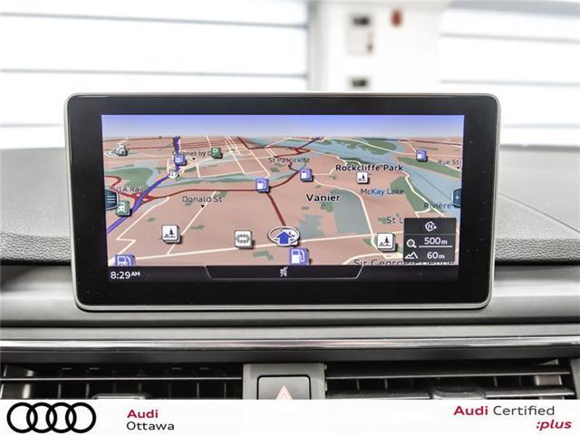2018 Audi A4 2.0T Progressiv (Stk: PA534) in Ottawa - Image 21 of 22