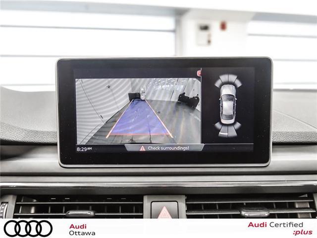 2018 Audi A4 2.0T Progressiv (Stk: PA534) in Ottawa - Image 22 of 22