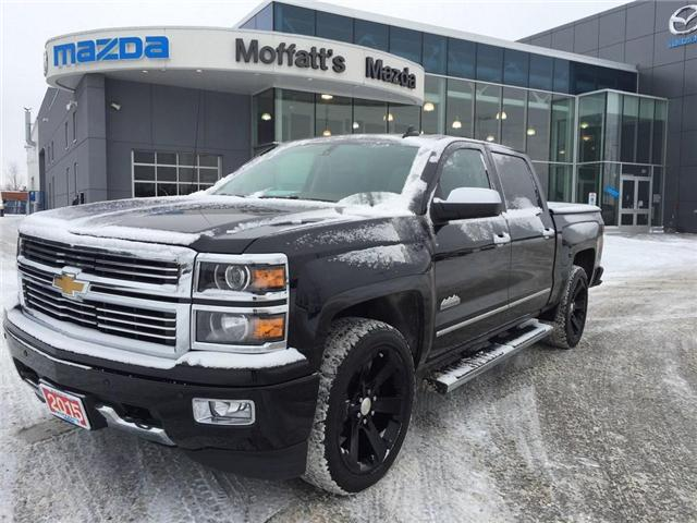2015 Chevrolet Silverado 1500 High Country (Stk: 27107A) in Barrie - Image 1 of 20