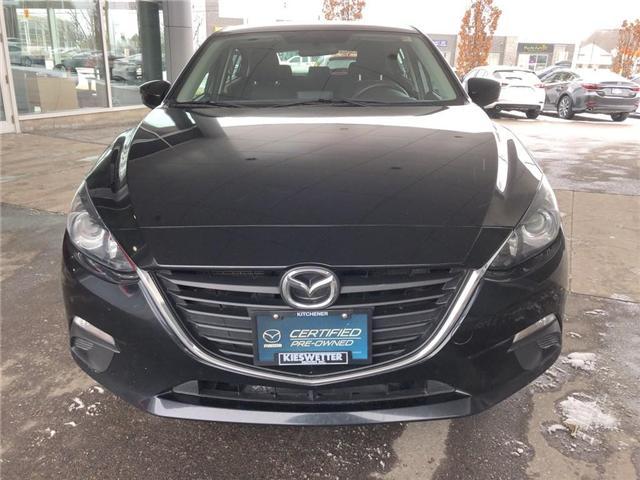 2015 Mazda Mazda3 GS (Stk: U3749) in Kitchener - Image 10 of 29