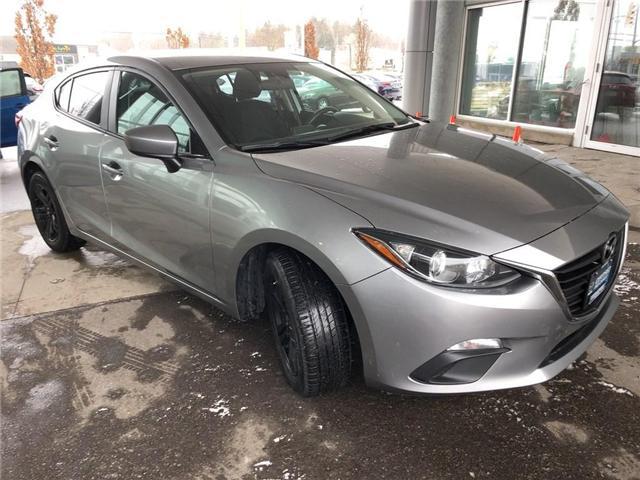 2015 Mazda Mazda3 GX (Stk: U3751) in Kitchener - Image 9 of 27