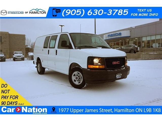 2017 GMC Savana 2500 Work Van (Stk: 100803) in Hamilton - Image 1 of 30