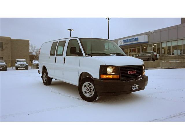 2017 GMC Savana 2500 Work Van (Stk: 100803) in Hamilton - Image 2 of 30