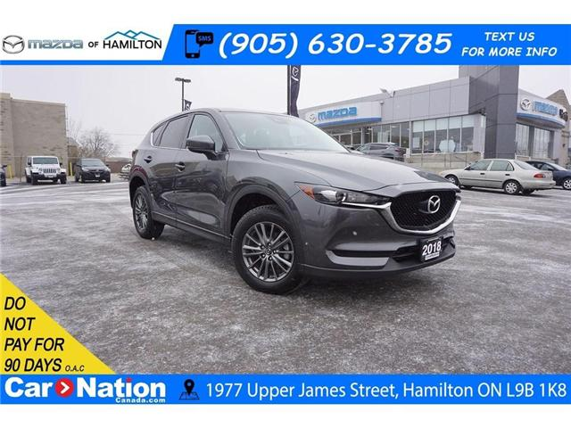 2018 Mazda CX-5 GS (Stk: HR736) in Hamilton - Image 1 of 30