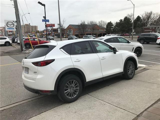 2018 Mazda CX-5 GS/AWD (Stk: DEMO78719) in Toronto - Image 3 of 10