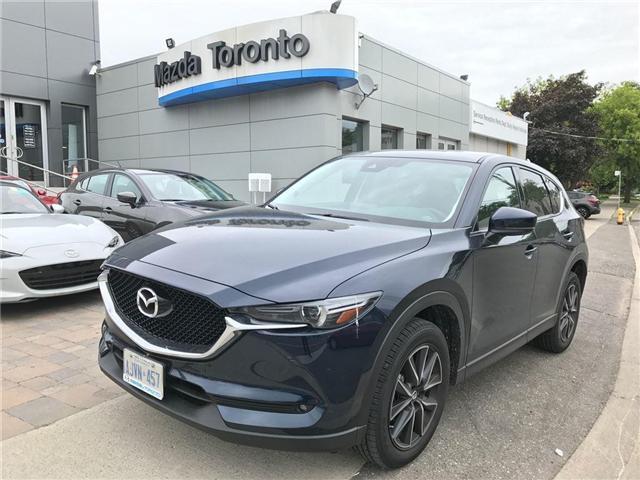 2018 Mazda CX-5 GT (Stk: DEMO78625) in Toronto - Image 3 of 18