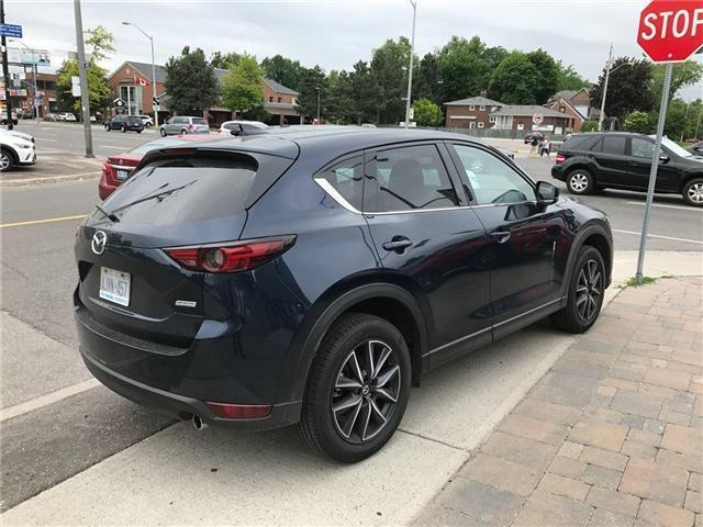 2018 Mazda CX-5 GT (Stk: DEMO78625) in Toronto - Image 4 of 18