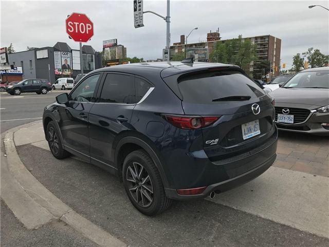 2018 Mazda CX-5 GT (Stk: DEMO78625) in Toronto - Image 6 of 18