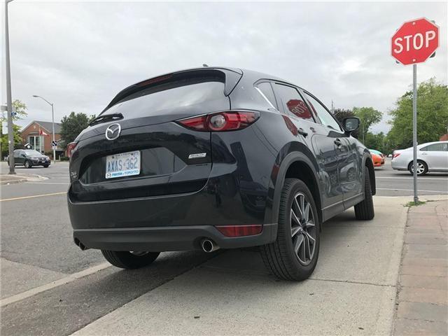 2018 Mazda CX-5 GT (Stk: DEMO78625) in Toronto - Image 7 of 18