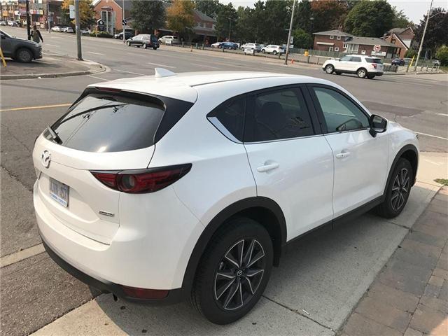 2018 Mazda CX-5 GT/TECH PKG (Stk: DEMO78725) in Toronto - Image 3 of 21
