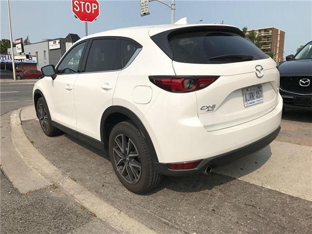 2018 Mazda CX-5 GT/TECH PKG (Stk: DEMO78725) in Toronto - Image 4 of 21