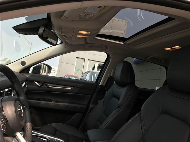 2018 Mazda CX-5 GT/TECH PKG (Stk: DEMO78725) in Toronto - Image 10 of 21