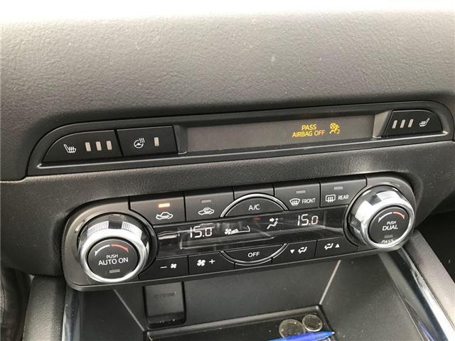 2018 Mazda CX-5 GT/TECH PKG (Stk: DEMO78725) in Toronto - Image 16 of 21