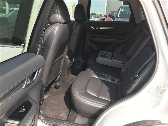 2018 Mazda CX-5 GT/TECH PKG (Stk: DEMO78725) in Toronto - Image 21 of 21