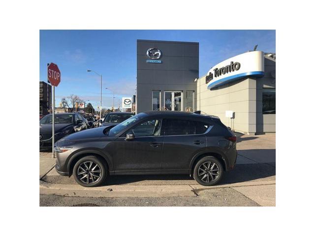 2018 Mazda CX-5 GT/TECH/AWD (Stk: DEMO78635) in Toronto - Image 3 of 20