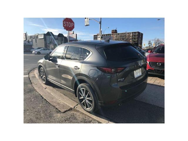 2018 Mazda CX-5 GT/TECH/AWD (Stk: DEMO78635) in Toronto - Image 4 of 20