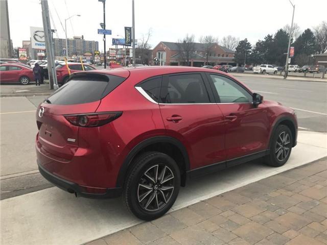 2018 Mazda CX-5 GT (Stk: DEMO79240) in Toronto - Image 6 of 18