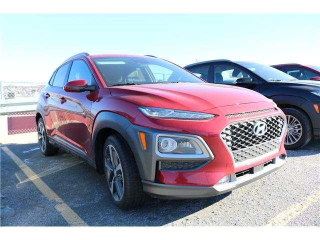 2019 Hyundai KONA 1.6T Ultimate (Stk: 99587) in Saint John - Image 1 of 3