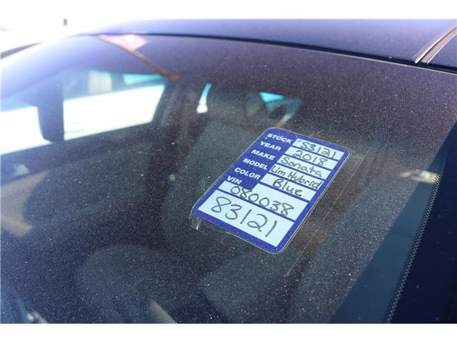 2018 Hyundai Sonata Hybrid Limited (Stk: 83121) in Saint John - Image 2 of 3