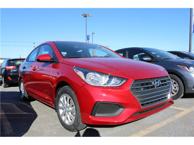 2019 Hyundai Accent Preferred (Stk: 91617) in Saint John - Image 1 of 3