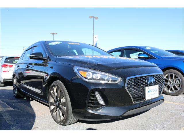 2018 Hyundai Elantra GT Sport Ultimate (Stk: 82680) in Saint John - Image 1 of 2