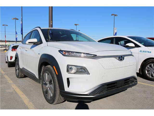 2019 Hyundai Kona EV Ultimate (Stk: 99622) in Saint John - Image 1 of 3