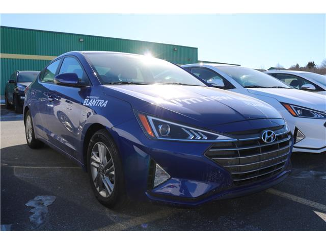 2019 Hyundai Elantra Preferred (Stk: 92423) in Saint John - Image 1 of 3