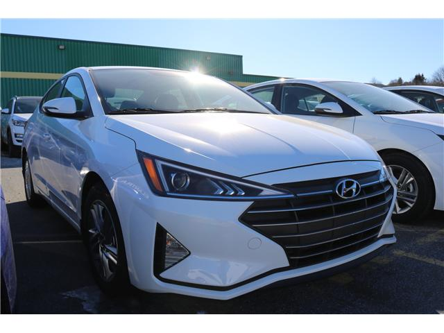 2019 Hyundai Elantra Preferred (Stk: 92631) in Saint John - Image 1 of 3