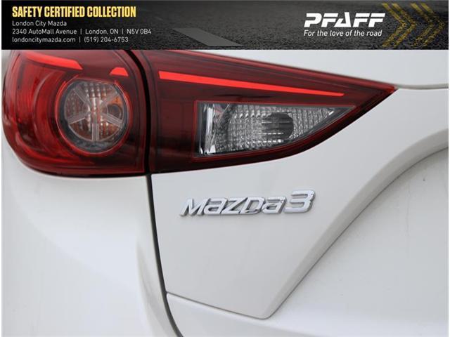 2014 Mazda Mazda3 GS-SKY (Stk: MA1608) in London - Image 6 of 18