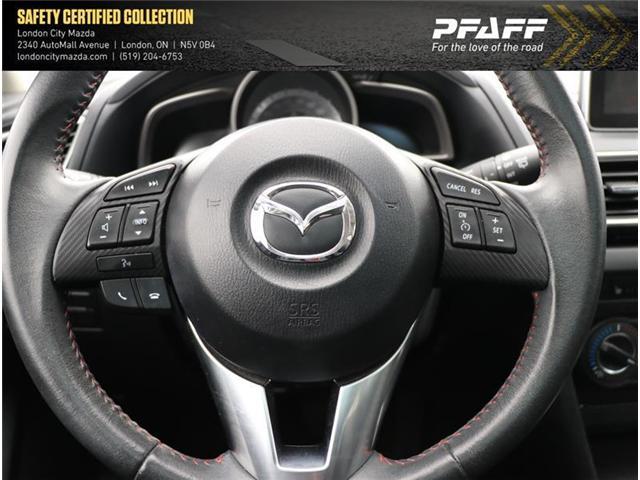2014 Mazda Mazda3 GS-SKY (Stk: MA1608) in London - Image 15 of 18
