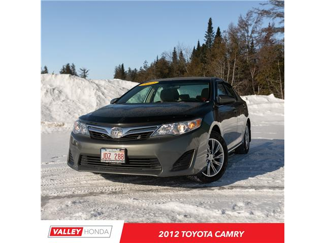 2012 Toyota Camry  (Stk: U4791A) in Woodstock - Image 1 of 11