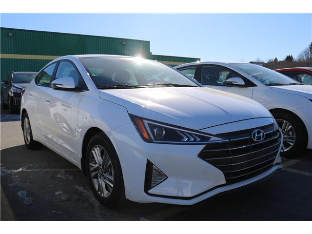 2019 Hyundai Elantra Preferred (Stk: 92610) in Saint John - Image 1 of 3