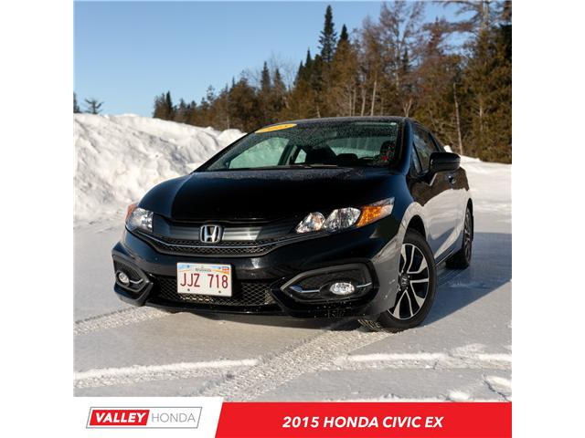 2015 Honda Civic EX (Stk: U5050B) in Woodstock - Image 1 of 10