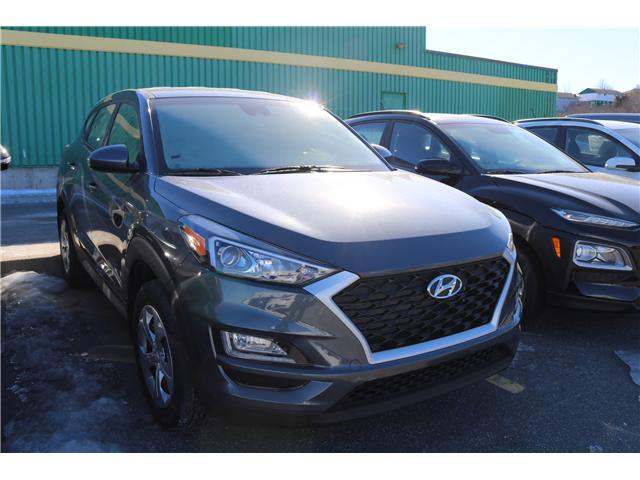 2019 Hyundai Tucson Essential w/Safety Package (Stk: 97607) in Saint John - Image 1 of 2