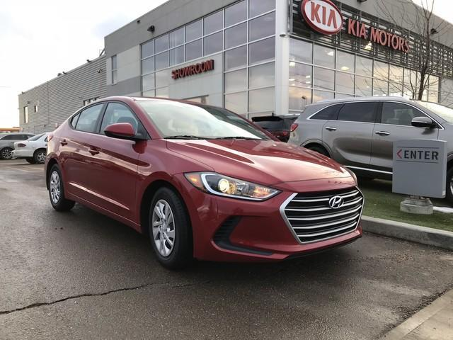 2017 Hyundai Elantra GL (Stk: 7230) in Edmonton - Image 1 of 18