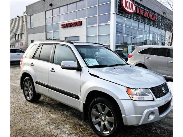 2012 Suzuki Grand Vitara JLX-L (Stk: 21364A) in Edmonton - Image 1 of 7