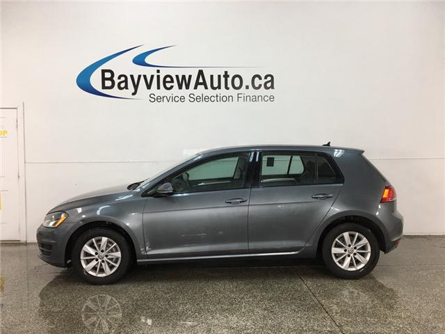2015 Volkswagen Golf 1.8 TSI Trendline (Stk: 34314J) in Belleville - Image 1 of 23