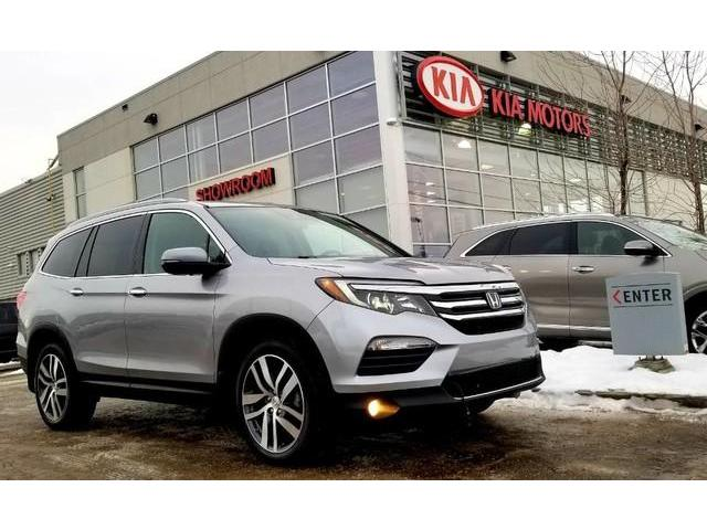 2016 Honda Pilot Touring (Stk: 7252) in Edmonton - Image 1 of 28