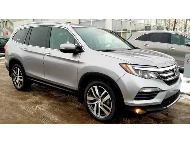 2016 Honda Pilot Touring (Stk: 7252) in Edmonton - Image 2 of 28