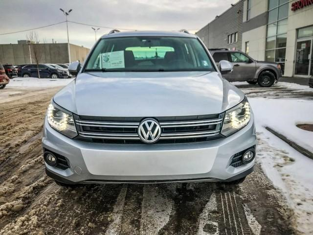 2014 Volkswagen Tiguan Comfortline (Stk: 21091A) in Edmonton - Image 2 of 21