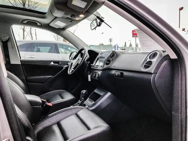2014 Volkswagen Tiguan Comfortline (Stk: 21091A) in Edmonton - Image 8 of 21
