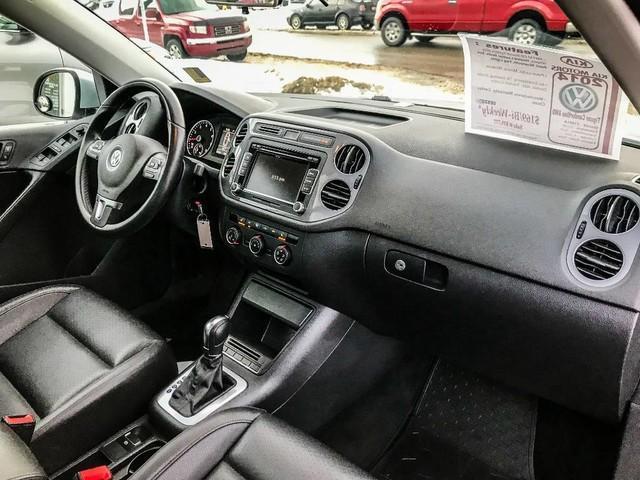 2014 Volkswagen Tiguan Comfortline (Stk: 21091A) in Edmonton - Image 9 of 21
