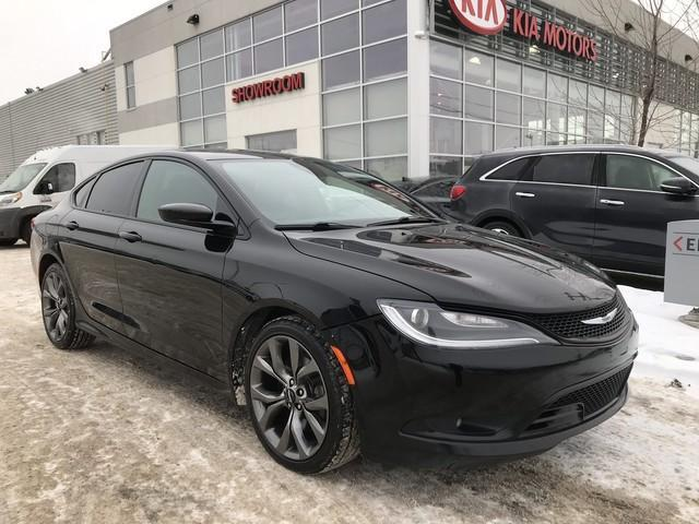 2015 Chrysler 200 S (Stk: 7265) in Edmonton - Image 1 of 20