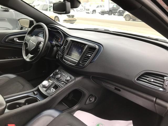 2015 Chrysler 200 S (Stk: 7265) in Edmonton - Image 9 of 20
