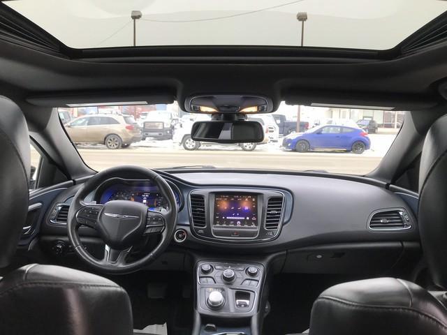 2015 Chrysler 200 S (Stk: 7265) in Edmonton - Image 11 of 20