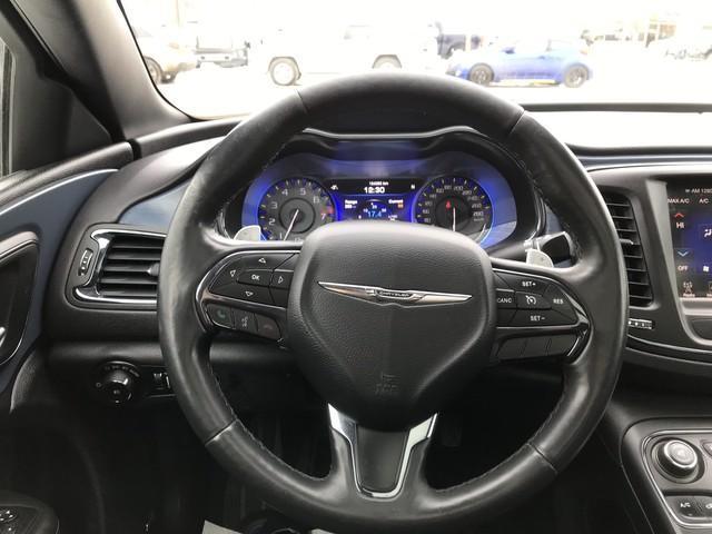2015 Chrysler 200 S (Stk: 7265) in Edmonton - Image 12 of 20